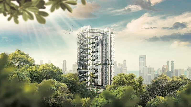 One Pearl Bank Capitaland also Developer For Canninghill Piers Condo Integrated Mixed Development at River Valley Clarke Quay by CDL and CapitaLand