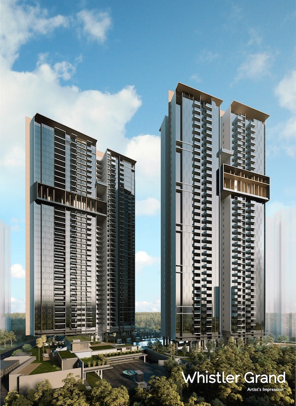 Whistler Grand By CDL also Developer For Canninghill Piers Condo Integrated Mixed Development at River Valley Clarke Quay by CDL and CapitaLand